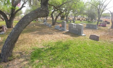 Willacy County Texas Cemeteries