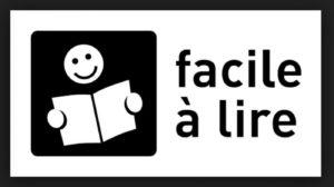 "logo ""Facile à lire"""