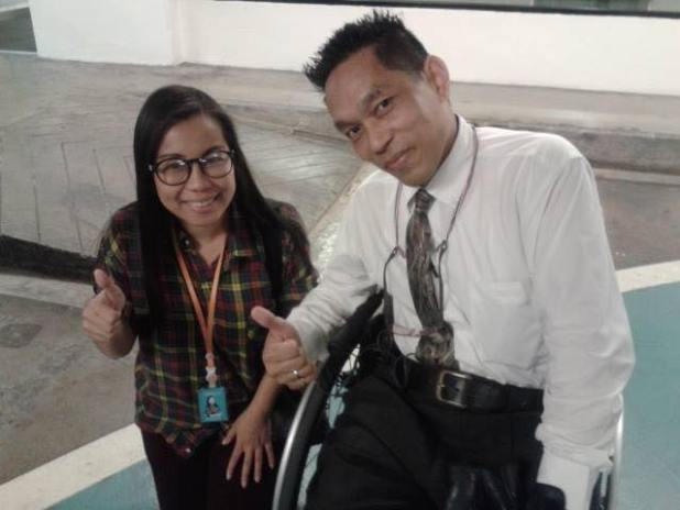 Accessibility and Nong Ann - Bright TV