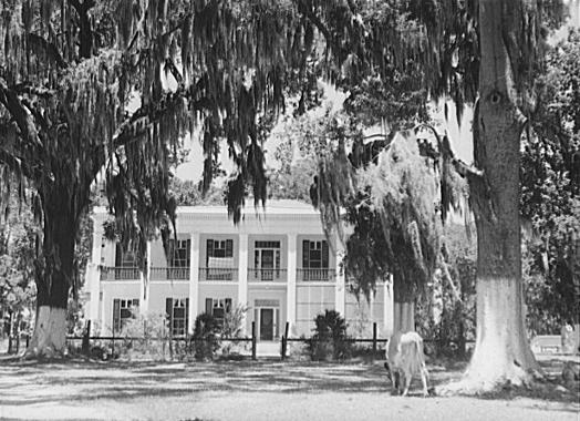 Schriever_LA_Jackson_Plantation_House_1940