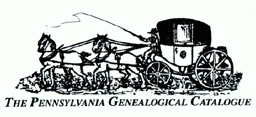 Pennsylvania Genealogical Catalogue
