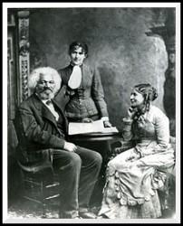 The Frederick Douglass Family