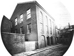 African Meeting House circa 1860