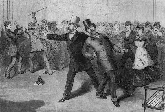 President James A. Garfield's Assassination