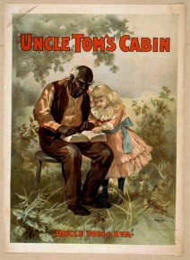 Uncle Tom and Eva
