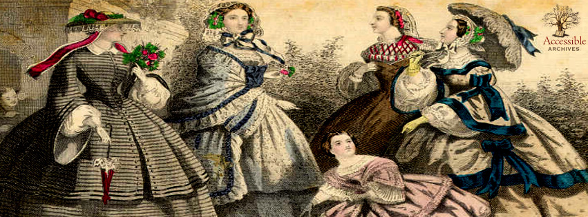 Facebook Cover Images - Godey's Lady's Book