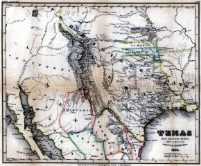 Texas in 1846