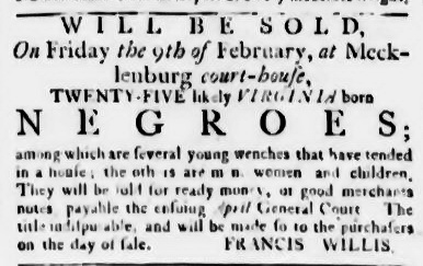 The Virginia Gazette, January 10, 1771