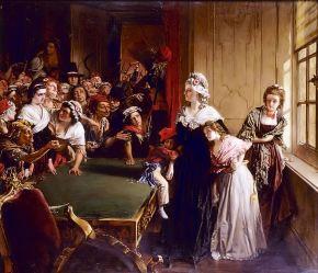 The Tuileries, 20th June 1792