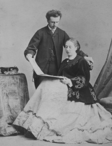 Katharine Louisa Russell, Viscountess Amberley