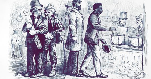 negro-suffrage