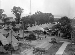 Camp, Fort Totten