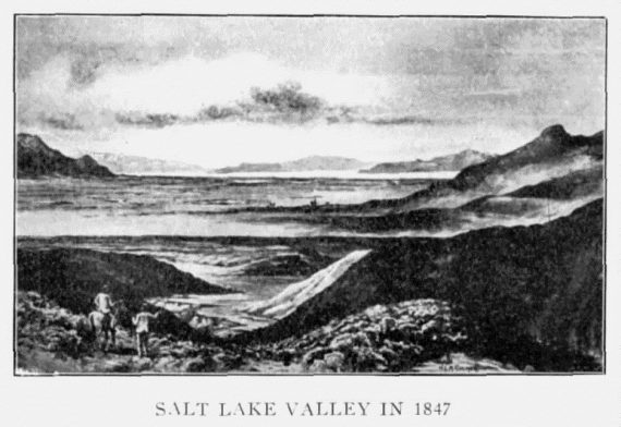Utah History: The Shores of the Inland Sea