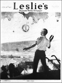 Frank Leslies Weekly, April 19, 1917