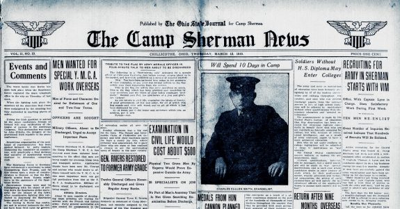 Camp Sherman News - Notes from Stage and Film
