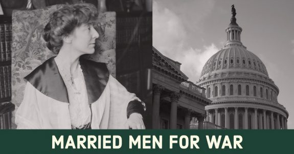 Married Men for War