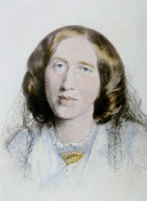 Portrait by Frederick William Burton, 1864