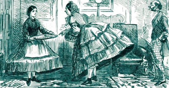 Maid_and_mistress_in_crinoline