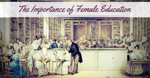 The Importance of Female Education