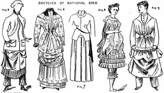 Sketches of Rational Dress