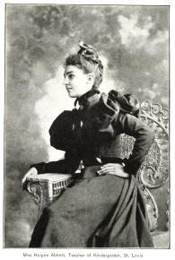 Miss Helene Abbott