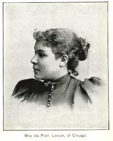 Miss Ida Platt