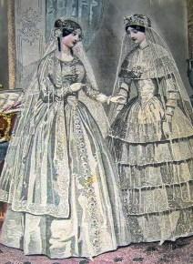 Godey Wedding Gowns