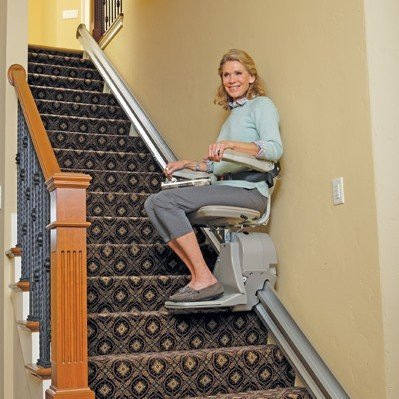 Image result for stair chair