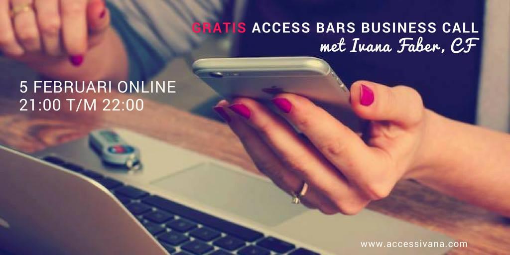 Bars Business Call