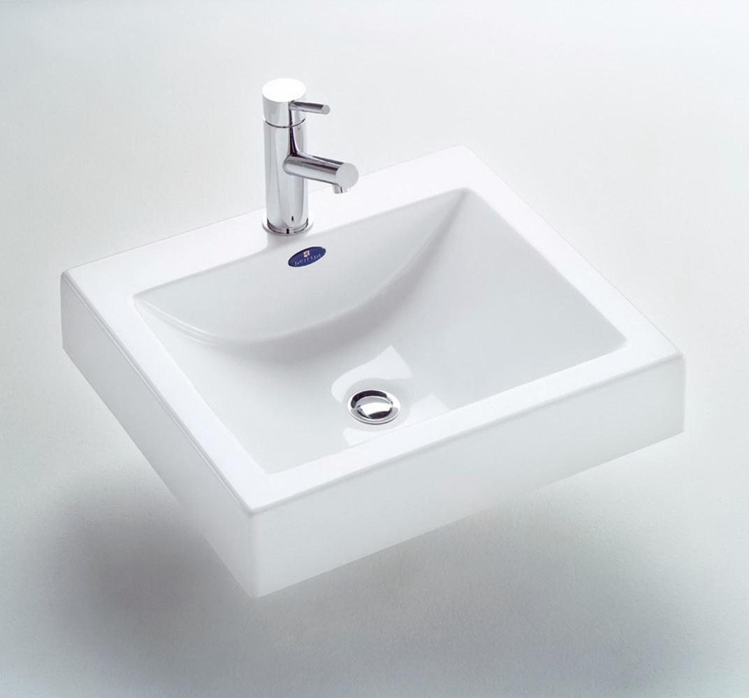 Porcher Lutezia Pedestal Sink