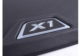 tapis de coffre sur mesure bmw x1 f48