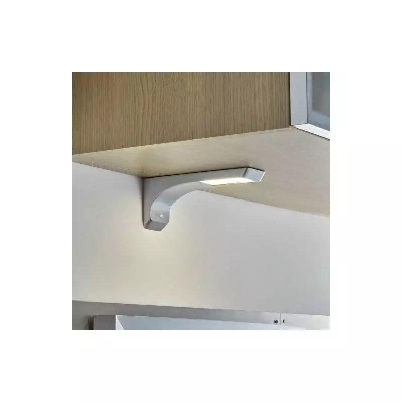kit spot led eclairage sous meuble interrupteur accessoires de cuisine