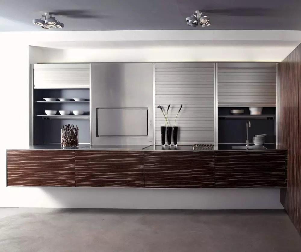rideau coulissant en aluminium meuble