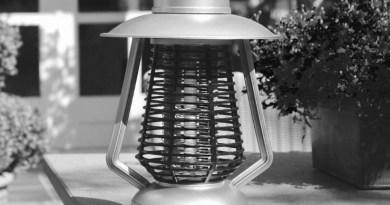 La lampe anti-moustique pour protéger votre jardin