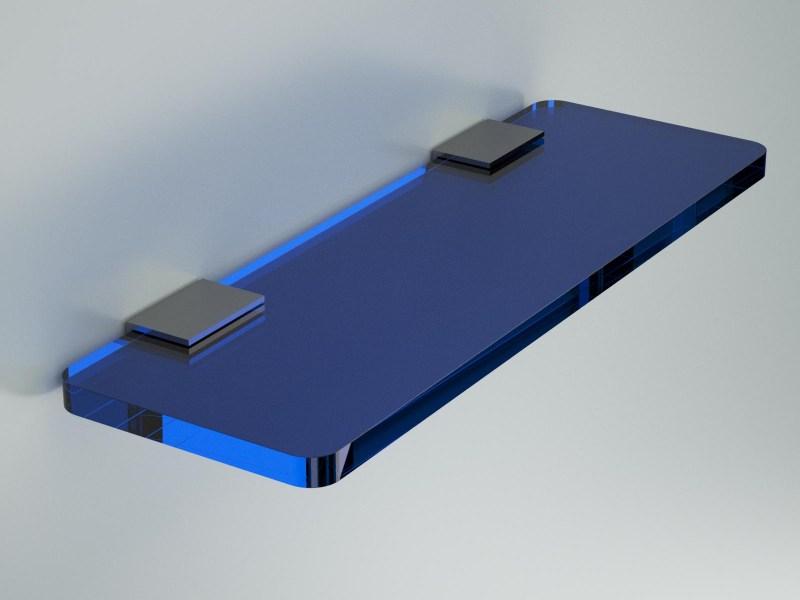 Mensola Ariel Blu