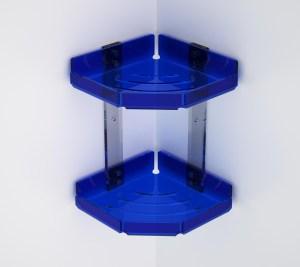 Mensola doccia in plexiglass