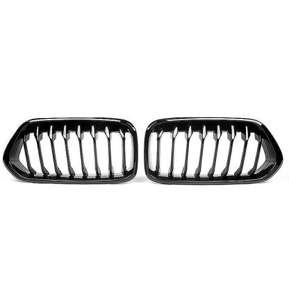For BMW F39 X2 Grill Grille 2018-2020