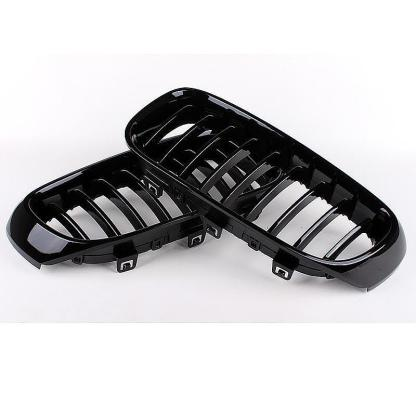 Performamce Style Gloss Black Front Grille 14-18 BMW F34 320i GT 328i GT 335i GT