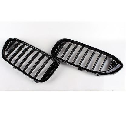 for BMW 5 series G30 G38 M5 Gloss Black Kidney Grille Grill (2017 - ?) USA stock