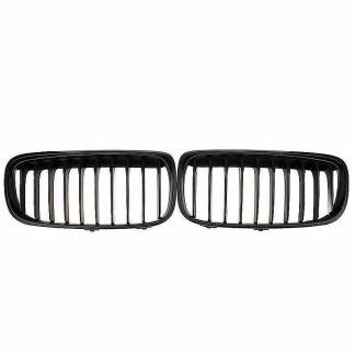 For BMW F45 Active Tourer F46 Gran Tourer 2-Series Grill Grille 2014-2018