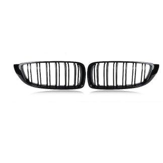 For BMW F32 F33 F36 F80 F83 F82 M3 M4 4-Series Grill Grille 2013-2019