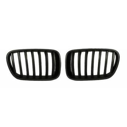 For BMW X3 F25 Pre-facelift Grill Grille 2010-2013