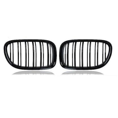 For BMW F01 F02 F03 F04 7-Series Grill Grille 2009-2015