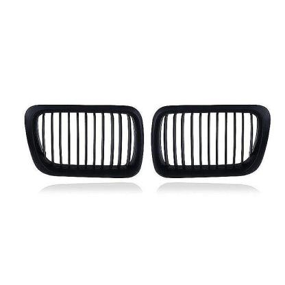 For BMW E36 M3 3-Series Grill Grille 1997-1999