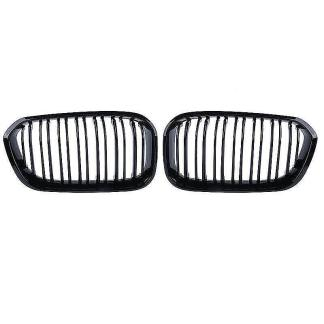 For BMW F20 F21 LCI 1-Series Grill Grille 2015-2019