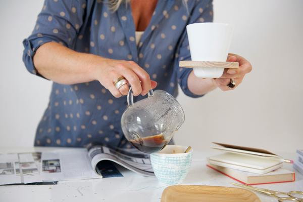 Sandra - Accessorize your Home - Spaghetti fotografie - Coffee