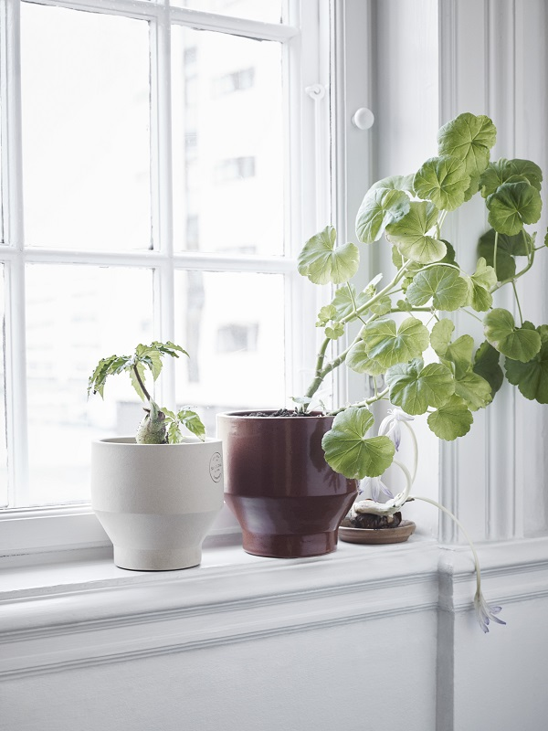 Edge indoor pottery - Stilleben for Skagerak