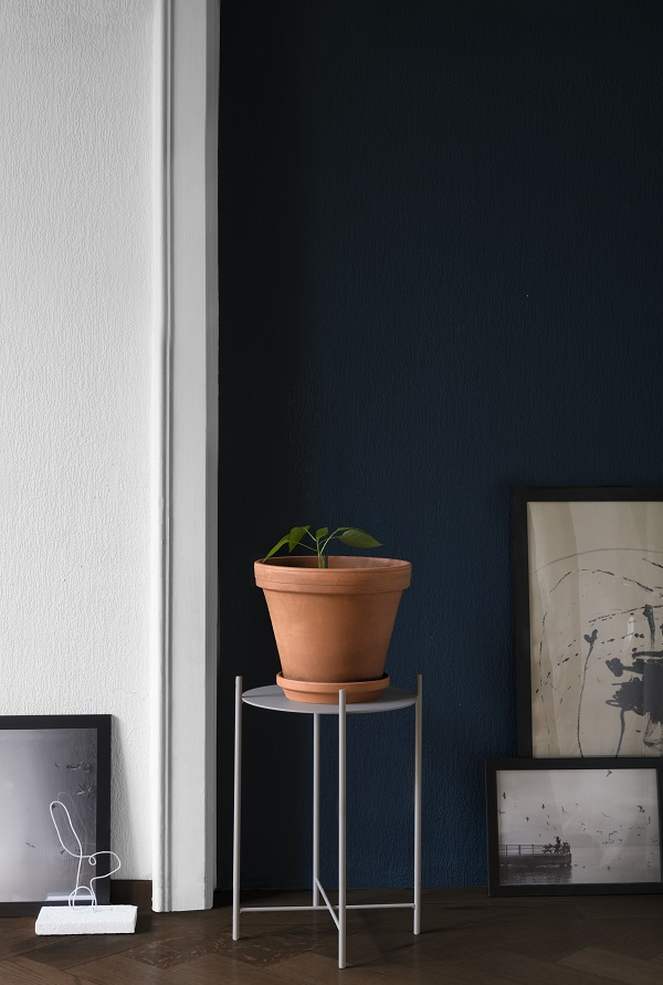 Metalen plantenstandaard voor kleine plant van SUPERLIFE - via Accessorize your Home