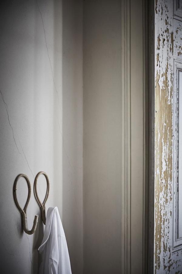 Ronde rotan wandhaken TANKVARD - limited collectie IKEA - via Accessorize your Home