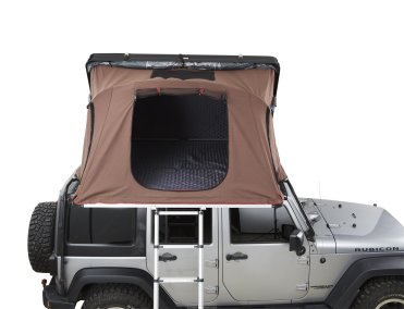 ikamper skycamp entrance jeep